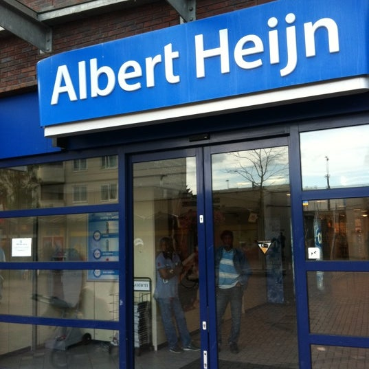 Albert Heijn - Amsterd...