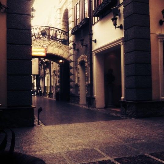 Снимок сделан в Golden Garden Boutique Hotel пользователем Stasy A. 6/6/2012