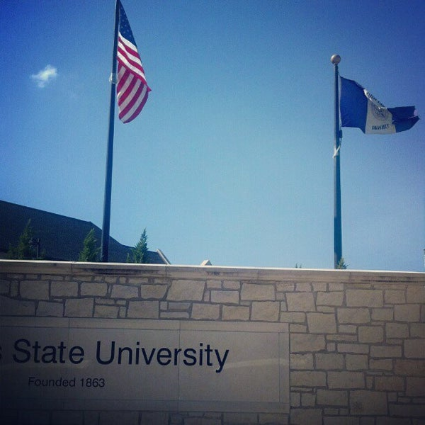 Photo taken at Kansas State University by Bob S. on 4/6/2012