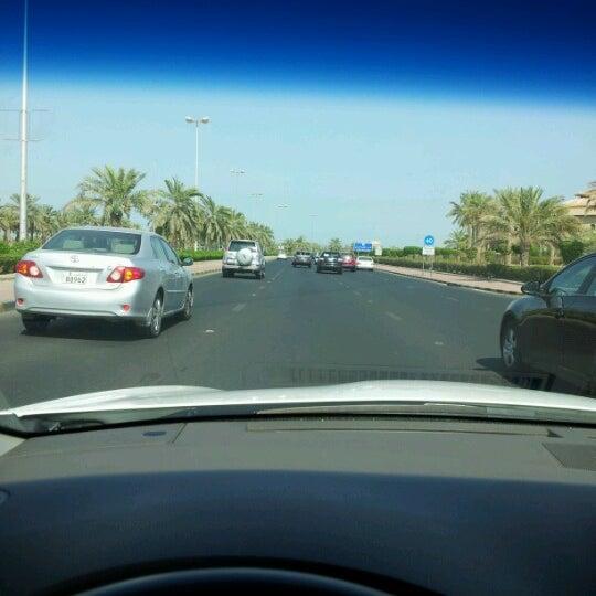 Photo taken at AL-Ba7ar by ♥ أبوووووي انت ♥ on 7/25/2012