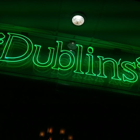 Photo taken at Dublin's Irish Pub by Percival M. on 10/29/2011