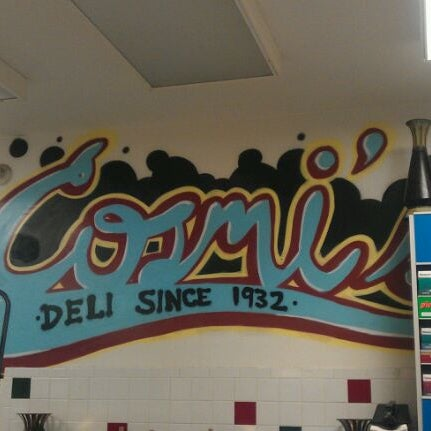 Photo taken at Cosmi's Deli by Molly M. on 11/5/2011