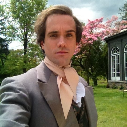 Photo taken at Bartow-Pell Mansion Museum by John K. on 4/25/2012