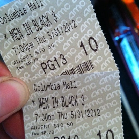 Photo taken at AMC Columbia 14 by rob r. on 5/31/2012