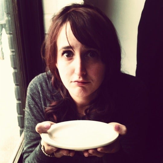 Photo taken at Mile End Delicatessen by Sam B. on 12/5/2011