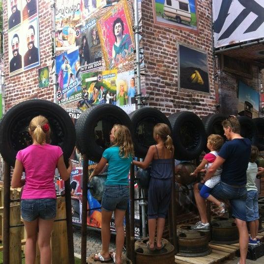 Photo taken at Festivalplein Theaterfestival Boulevard by Herold J. on 8/5/2012
