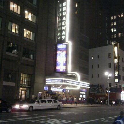 11/18/2011にChris T.がBroadway Theatreで撮った写真