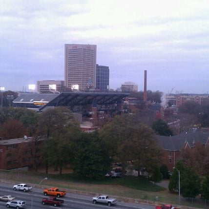 Photo taken at Georgia Tech Hotel and Conference Center by Stephen on 11/26/2011