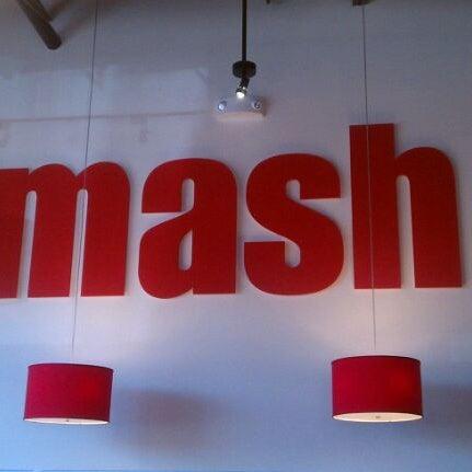Photo taken at Smashburger by Oscar C. on 12/14/2011