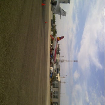 Photo taken at Aeropuerto Palo Negro by Oscar Ivan C. on 2/9/2012