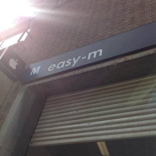 Photo taken at SWITCH / Easy-M by Ilse H. on 5/18/2012