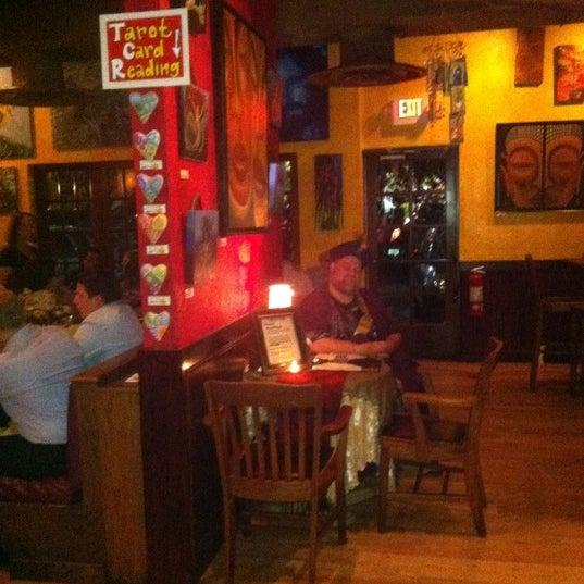 Photo taken at Café Tu Tu Tango by Tara C. on 10/18/2011