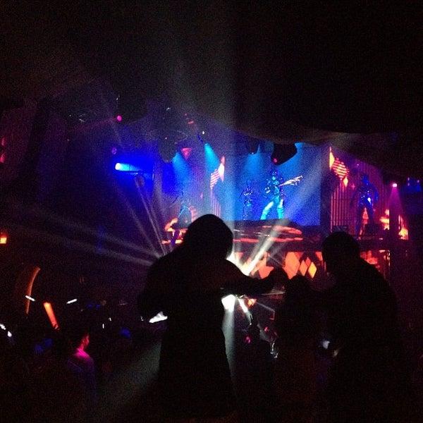 Photo taken at Marquee Nightclub & Dayclub by Dan K. on 8/25/2012
