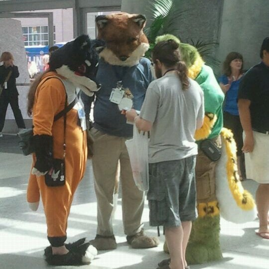 Photo taken at Animazement 2012 by Dayna P. on 5/26/2012