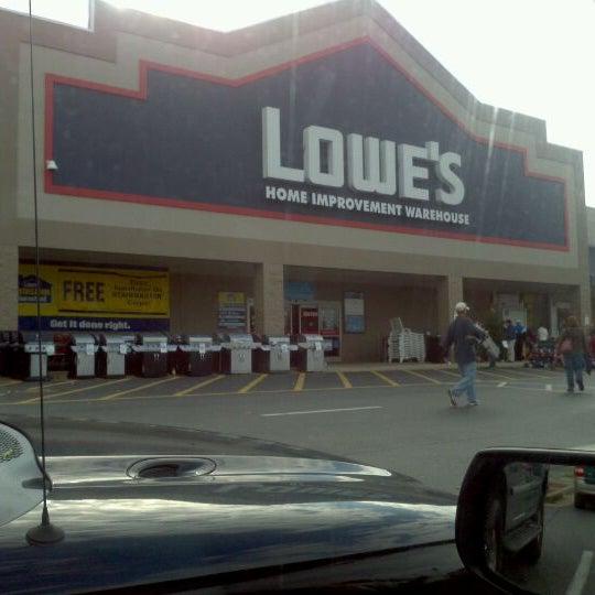Lowe s home improvement veterans parkway