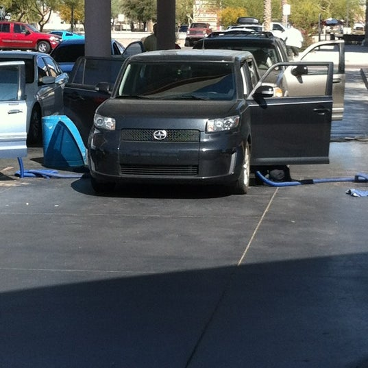 Photo taken at Full Circle Autowash by Mike M. on 2/26/2012