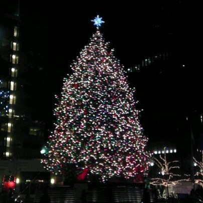 Photo taken at Campus Martius by Terrence C. on 11/26/2011