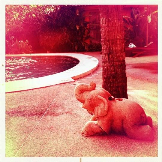 Photo taken at Zazen Boutique Resort & Spa by Anthony B. on 8/5/2011