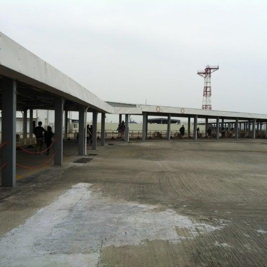 Photo taken at Taipa Ferry Terminal by Belinda K. on 11/20/2011