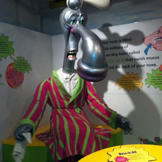 Photo taken at Long Island Children's Museum by Shara W. on 9/1/2011
