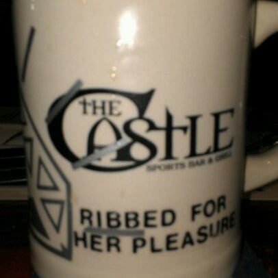 Photo taken at The Castle Bar And Grill by Nick H. on 11/16/2011