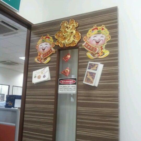 Photo taken at LEWA NIKKISO SINGAPORE PTE LTD by Amos on 1/30/2012
