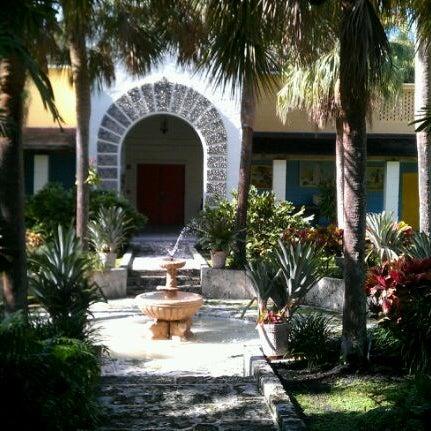 Bonnet House Museum Gardens Central Beach 900 N Birch Rd