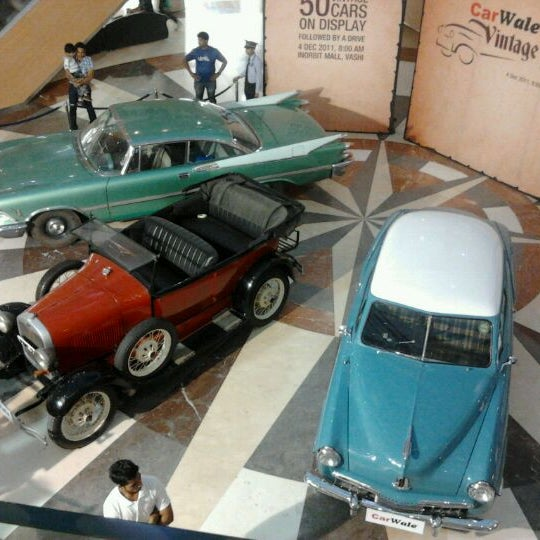 Photo taken at Inorbit Mall by Satyam Y. on 11/28/2011