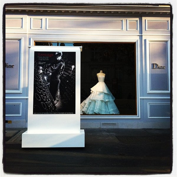 Photo taken at Christian Dior by Dan D. on 10/18/2011