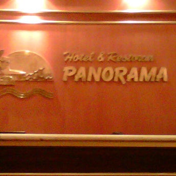 Photo taken at Hotel Panorama by Yosua K. on 10/28/2011