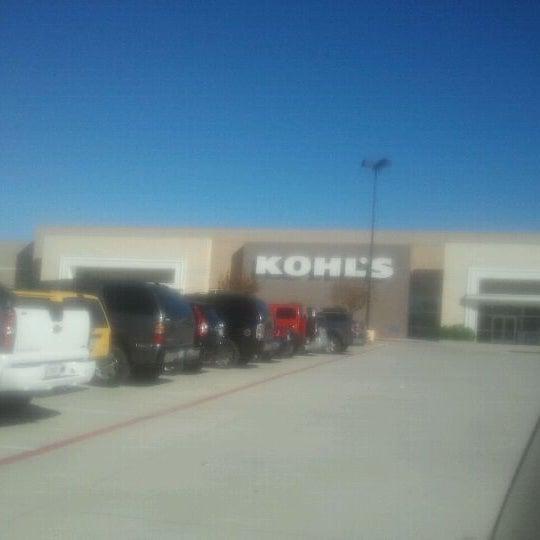 Ashley Furniture Killeen Texas: Kohl's Conroe