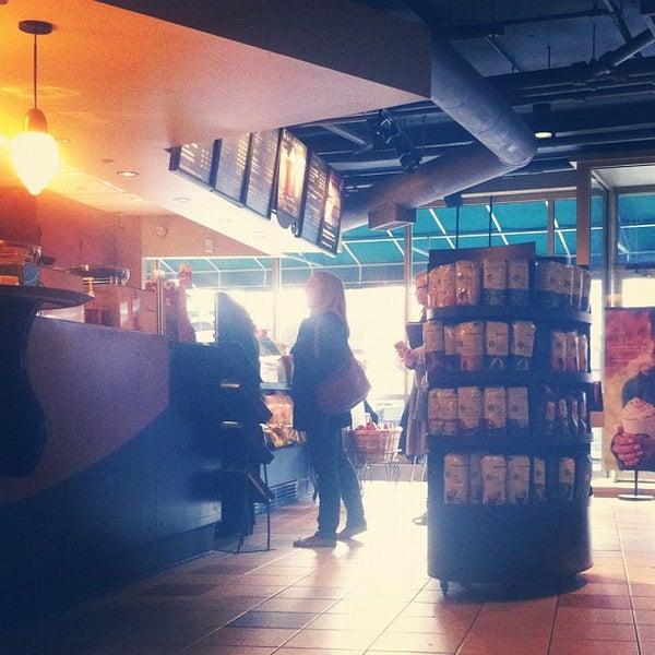 Photo taken at Starbucks by James B. on 11/1/2011