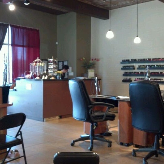 Aqua Stone Nails & Spa Cosmetics Shop in Largo