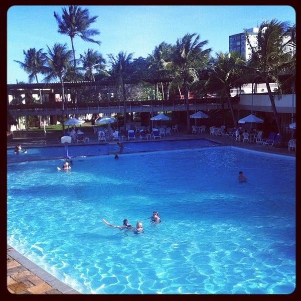 Foto tirada no(a) Tropical Hotel Tambaú por Marcelo P. em 7/23/2012