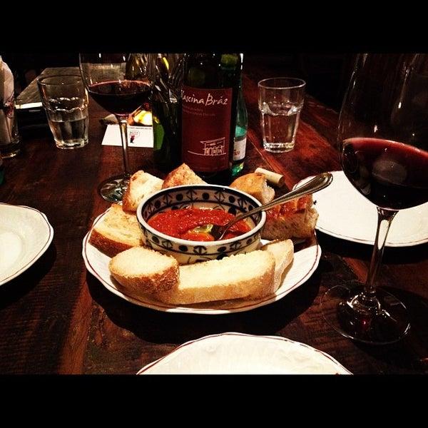 Photo taken at Bottega Bottagallo by Daniel M. on 3/31/2012
