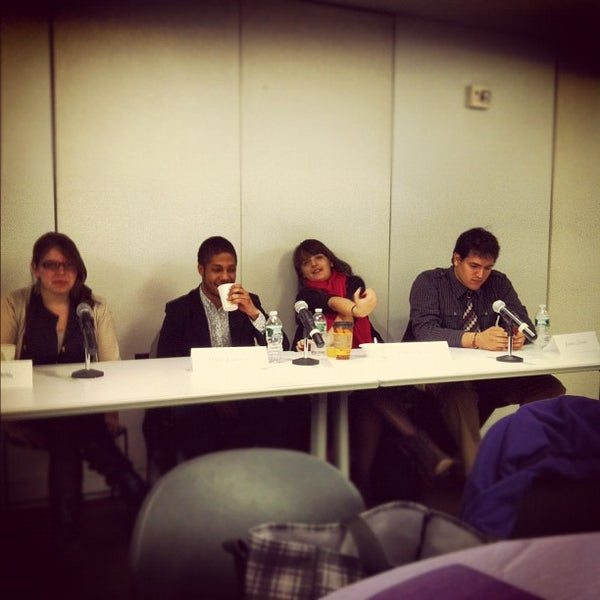 Photo taken at NYU Wasserman Center for Career Development by Nick J. on 5/3/2012