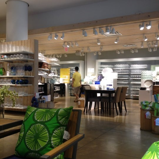 Photo taken at Crate and Barrel by Hsini on 5/27/2012