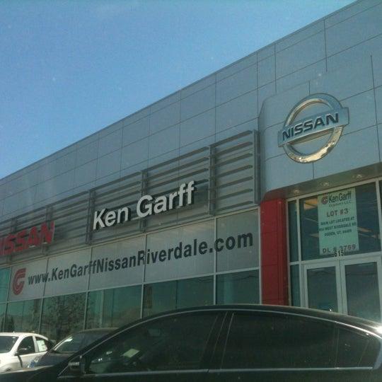 Photo Taken At Ken Garff Nissan Riverdale By Cody On 6/13/2012