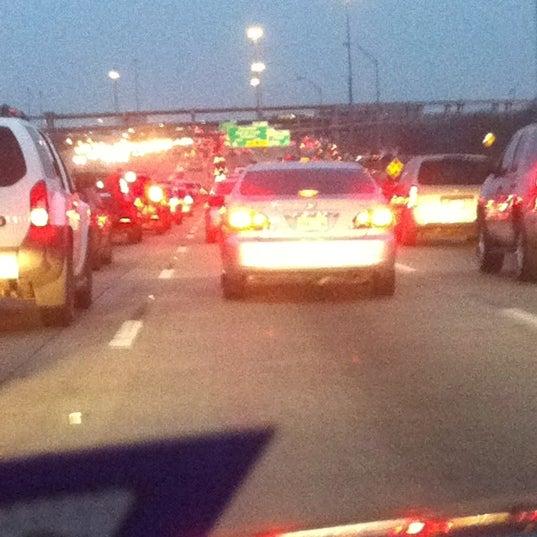 Photo taken at U.S. Highway 75 (US-75) by Kerri G. on 2/10/2012