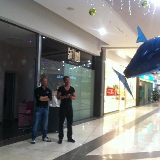 Photo taken at Le Due Torri Shopping Center by Lorenzo on 9/4/2012