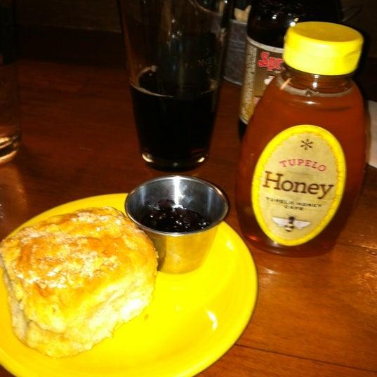 Photo taken at Tupelo Honey by Diana K. on 2/15/2012