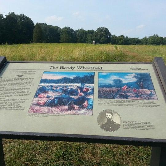 Photo taken at The Wheatfield by Debra V. on 7/16/2012