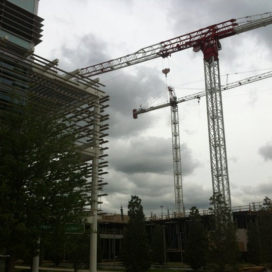 Photo taken at The University of Texas at Dallas (UTD) by Jake D. on 3/20/2012