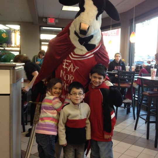 Photo taken at Chick-fil-A by Ben C. on 3/10/2012