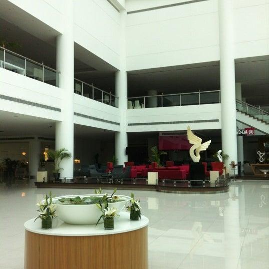 Photo taken at Pullman Kuching by Francesco S. on 8/5/2012