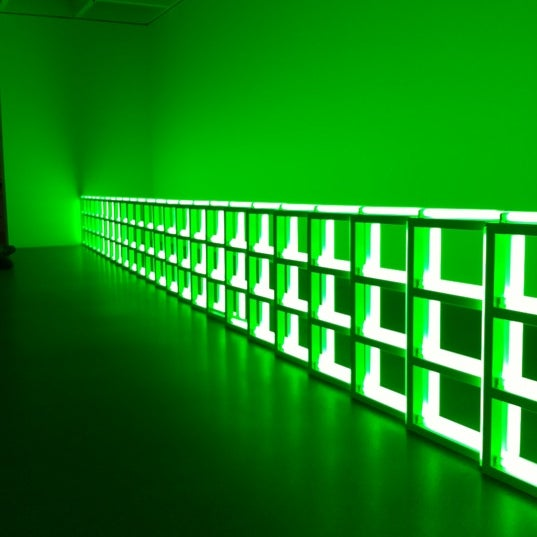 Photo taken at Pinakothek der Moderne by anna l. on 3/4/2012