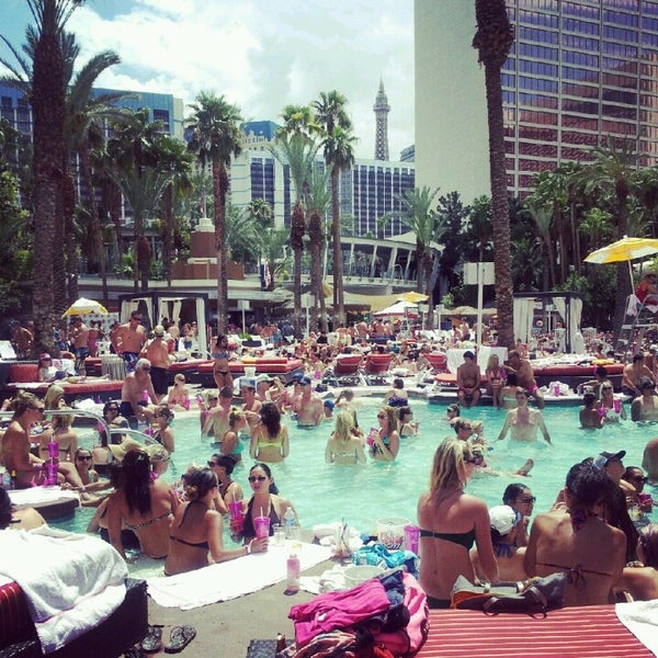 Get there early for a chair. Pina coladas are strong! DJ playing hits. Pool party everyday!