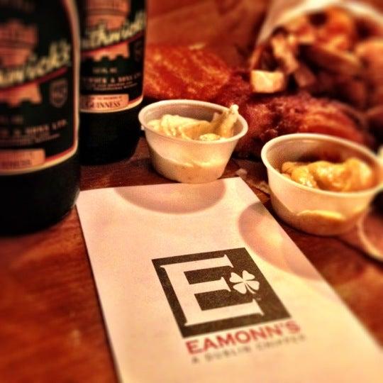 Eamonn's, A Dublin Chipper - Old Town - Alexandria, VA