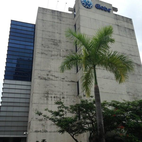Photo taken at Globe Telecom IT Plaza by JohnJohn👽 L. on 6/18/2013