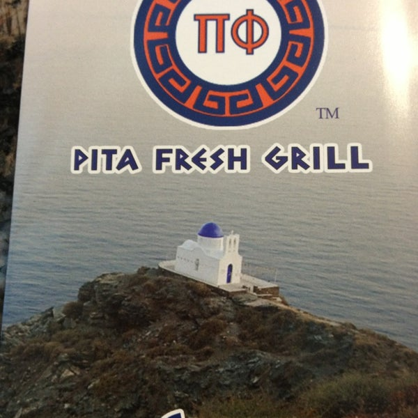 Photos At Pita Fresh Grill (Now Closed) - Fountain Valley, Ca